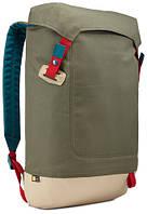 Городской рюкзак с отделением для ноутбука CASE LOGIC Larimer LARI115 (PetrolGreen)