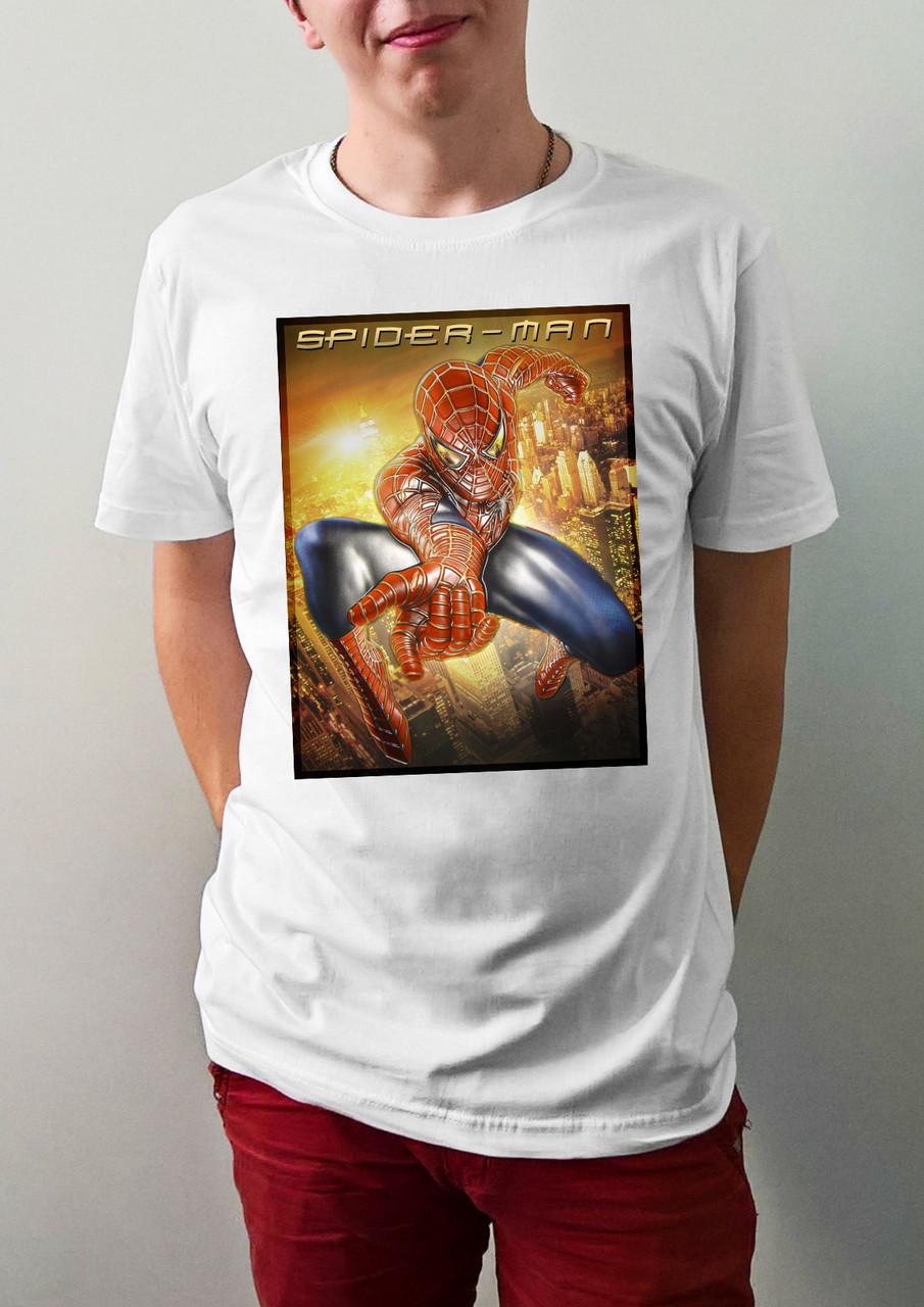 """Мужская футболка """"Spiderman"""""""