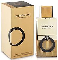 Edition One Pour Femme парфюмированная вода 100ml