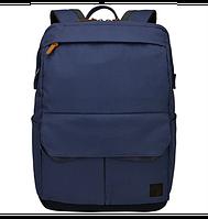 Городской рюкзак с отделением для ноутбука CASE LOGIC LODP114 (Dress Blue)
