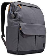 Городской рюкзак с отделением для ноутбука CASE LOGIC LODP114 (Graphite)