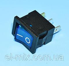 Выключатель  12В  МК-1011 синий 1-группа ON-OFF  PRK0020C