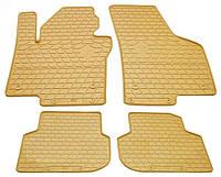 Резиновые коврики для Volkswagen Jetta VI 2010- (STINGRAY)