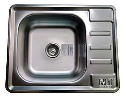Кухонная мойка Galaţi Douro Satin