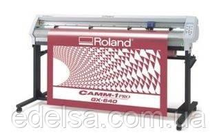 Плоттерна порізка Roland