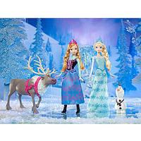 Игровой набор коллекции кукол Друзей Фроузен Дисней / Disney Frozen Friends Collection Gift Set