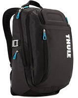Городской рюкзак с отделением для ноутбука THULE Crossover 21L MacBook Backpack (TCBP-115) Black