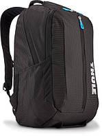 Городской рюкзак с отделением для ноутбука THULE Crossover 25L MacBook Backpack (TCBP-317) Black