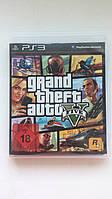 Видео игра GTA5 / Grand Theft Auto 5 (PS3) pyc.