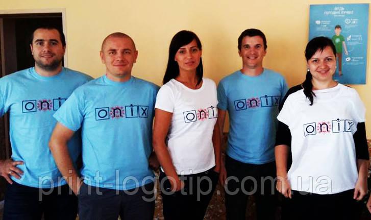 Футболки с фото, печать фотографий на футболках на заказ - Твой Дизайн в Киеве