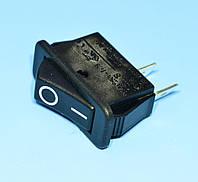Выключатель AE-C1500ABBB (RS-101) 1-группа ON-OFF черный  Arcolectric