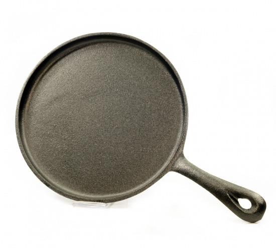 Сковорода для блинов 20х1.5см чугунная Fissman