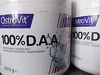 Аспарагиновая кислота DAA Ostrovit 200 г (100 порц.)