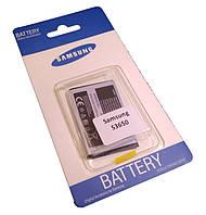 Аккумулятор батарея Samsung C3060 C3200 C3322 C3510 C5510 C6112 M3710 S3650 S5600 S5620 S5610 S7070 S7220 E220
