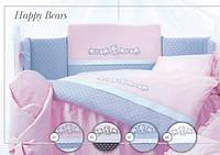 "Набір дитячої постелі ""Tuttolina"" Happy Bears"