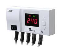 KG Elektronik CS-09 автоматика для насоса солнечного коллектора и циркуляционного насоса