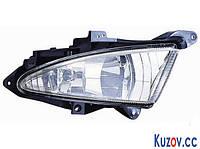 Противотуманная фара для Hyundai Elantra HD '06-10 правая (FPS)