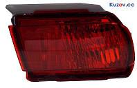 Фонарь задний для Toyota LC Prado 150 '10- правый (DEPO) в бампере