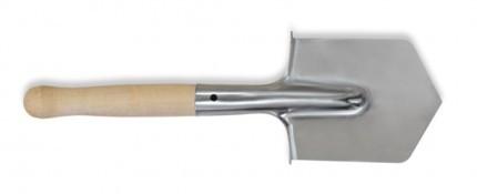 Лопата саперная нержавейка. - GAZDA в Запорожской области