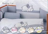 "Дитяча постіль ""Tuttolina"" Sleeping Cat"