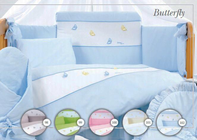 Набір дитячої постелі бавовна