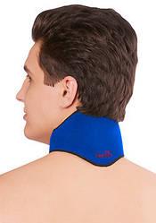 Повязка на шею с точечным нанесением турмалина TianDe (ТианДе)