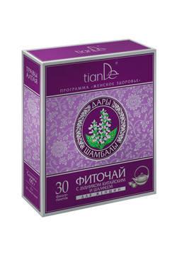 Фиточай с дудником китайским и шалфеем для женщин TianDe (ТианДе) 30 пак, фото 2