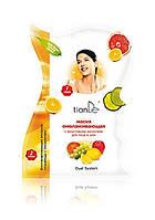 Маска омолаживающая с фруктовыми кислотами для лица и шеи TianDe (ТианДе)