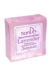 Натуральное мыло ручной работы «Лаванда» TianDe (ТианДе)