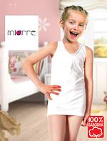 Майка для девочки с ромашками, Miorre
