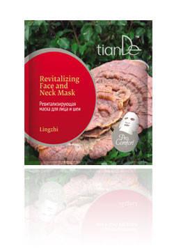 Ревитализирующая маска для лица и шеи «Линчжи», серия Pro Comfort TianDe (ТианДе), фото 2