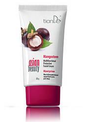 Многофункциональный защитный крем для лица «Мангустин» TianDe (ТианДе) 50 гм