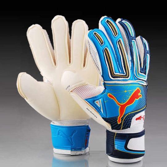 Вратарские перчатки Puma PowerCat 1.12 Grip