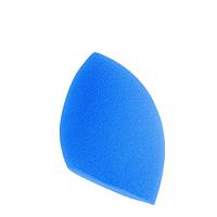 Спонж яйцо для лица качественный Salon Professional синий