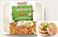 Сырники с изюмом от ТМ SmaCom