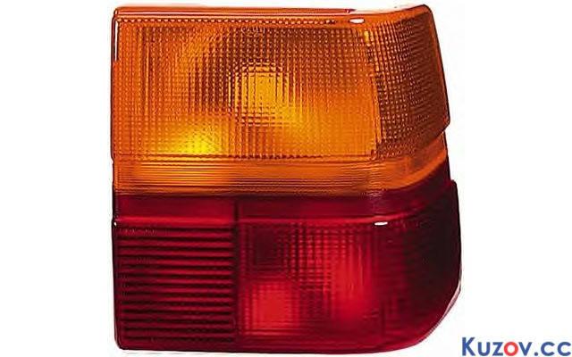 Фонарь задний Audi 100 82-91 седан левый (Depo) внешний 131587-E, фото 2