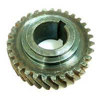 ✅ Шестерня пилы торцовочной (внешний Ø 45.2 мм, внутренний Ø 17 мм, количество зубьев 31 шт)