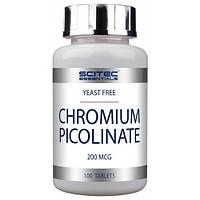 Пиколинат хрома CHROMIUM PICOLINATE 100 таблеток