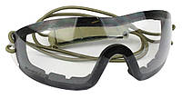 Окуляри-маска SWISS EYE INFANTRY CLEAR ANTI-FOG COATING LENS