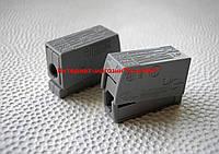 Клемма для подключения светильников WAGO 224-111 1x0,5...2,5mm2 с пастой (Швейцария)