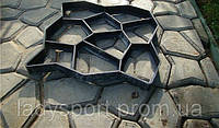 Форма для виготовлення тротуарних доріжок «Садова доріжка», 60 * 60 см, фото 1