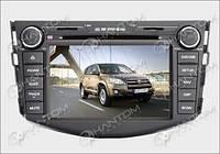 Штатная магнитола Toyota RAV4 - Phantom DVM-1500G i6