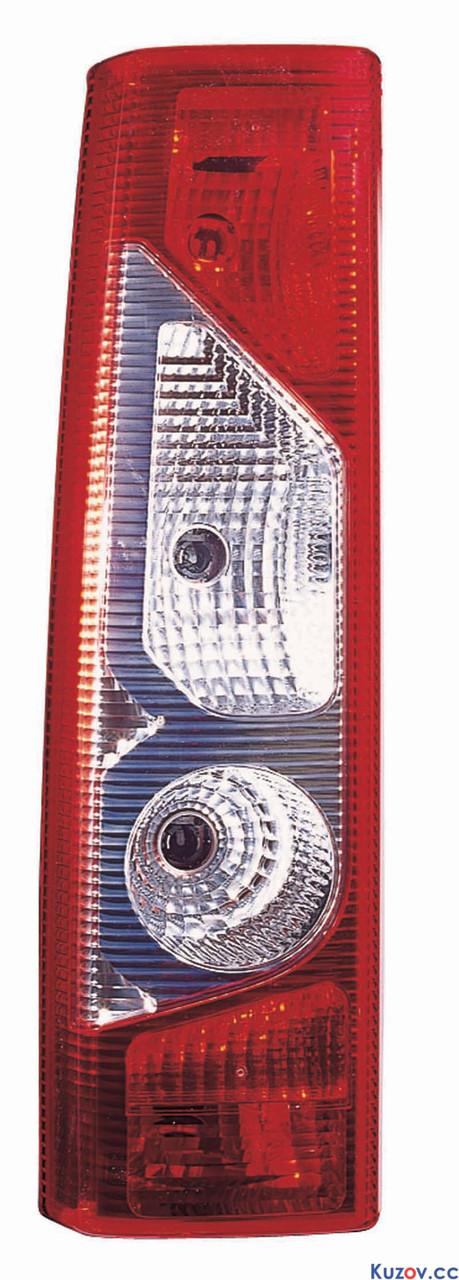Задний фонарь Citroen Jumpy, Peugeot Expert, Fiat Scudo 07-16 левый (Depo) 239787-E 6350AH