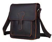 Классическая Мужская сумка через плечо в молодежном стиле TIDING BAG (T1112)