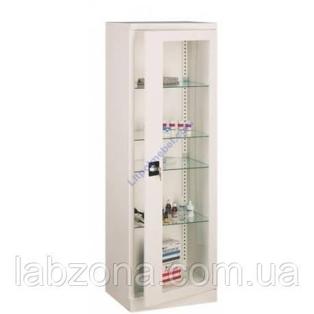 Шкаф металлический медицинский с переставными полками. Топ продаж