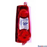 Фонарь задний Citroen Berlingo 08-12 правый (DEPO) 2 дверь 2352880E