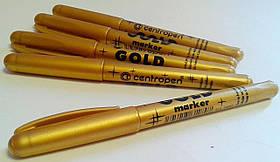 Маркер Перманентний 2690 Золото 2 мм Centropen, Чехія