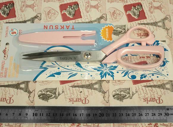"""Ножницы Taksun 9"""", фото 2"""