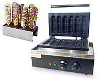 Аппарат КОРН-ДОГ GoodFood CM6 для приготовления вафли на палочке