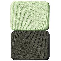 Фаберлик Двухцветные тени для век «Пленительный дуэт», тон «Изумрудное ожерелье» серии SkyLine